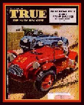 1952 December Issue of TRUE magazine.